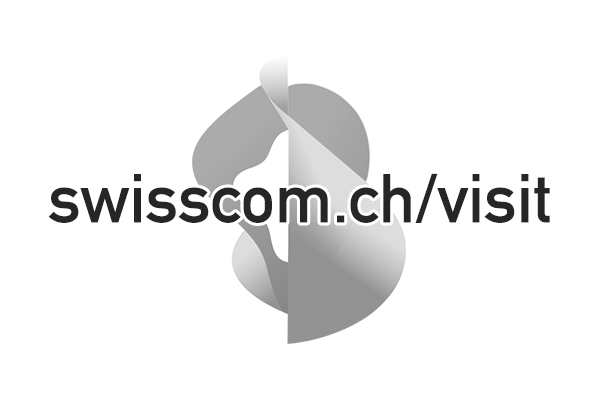 Swisscom Visit Logo